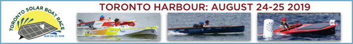 Banner Ad - Toronto Solar Boat Race